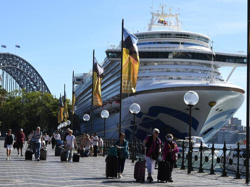 The Ruby Princess debacle has made governments nervous about restarting the cruise industry.